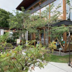 高崎にある松風園に行きました。